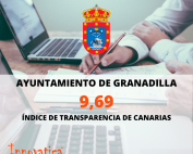 Granadilla de Abona obtiene un sobresaliente en el índice de Transparencia de Canarias
